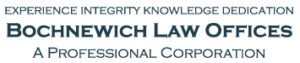 Bochnewich Law Offices Footer Logo